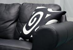 现代长沙发 图库摄影