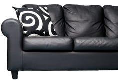 现代长沙发 库存图片