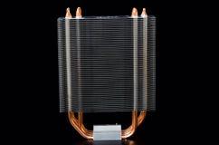 现代CPU致冷机 免版税图库摄影