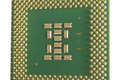 现代CPU 库存照片