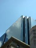 现代skyrise大厦在波士顿马萨诸塞 免版税图库摄影