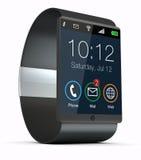 现代smartwatch 免版税图库摄影