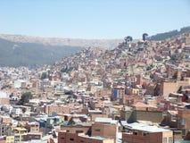 玻利维亚拉巴斯 库存图片