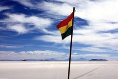 玻利维亚的标志 库存照片