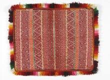 玻利维亚的纺织品 库存图片