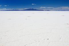 玻利维亚de撒拉尔uyuni 库存图片