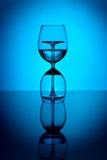 玻璃二 库存图片