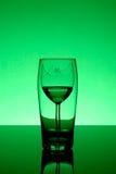 玻璃二 免版税库存照片