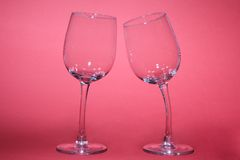image photo : Two Glasses