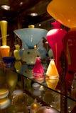 玻璃动物展览 免版税库存照片