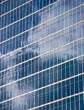 玻璃反映 图库摄影