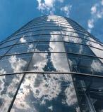 玻璃塔 免版税图库摄影