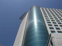 玻璃塔 免版税库存图片