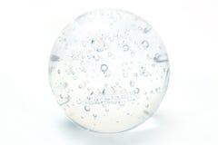 玻璃天体 库存图片