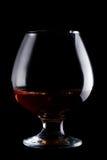 玻璃威士忌酒 免版税库存照片