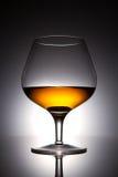玻璃寿命不起泡的酒 图库摄影