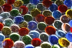 玻璃小卵石 图库摄影