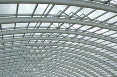 玻璃屋顶 库存照片