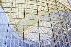 玻璃房子 库存图片