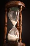 玻璃时数定时器 免版税库存图片