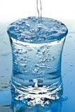 玻璃杯 免版税库存图片