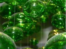 玻璃森林 免版税库存照片