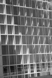 玻璃模式构造了 免版税库存照片