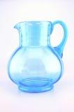 玻璃水罐维多利亚女王时代的著名人物 库存图片