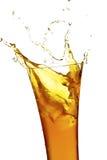 玻璃汁液 图库摄影