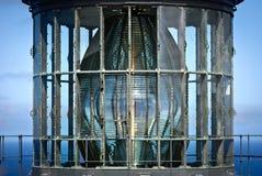 玻璃灯塔 库存照片