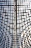 玻璃状屋顶 免版税库存照片