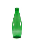 玻璃瓶绿色 库存图片