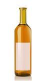 玻璃瓶muskat酒 皇族释放例证