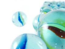 玻璃的球 免版税图库摄影