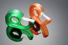 玻璃纸磁带 免版税图库摄影