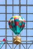 玻璃胶莫斯科屋顶 免版税图库摄影