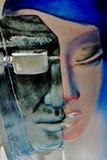 玻璃艺术 库存照片