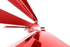玻璃039个抽象的要素 免版税库存照片