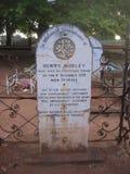 珀斯坟墓 免版税库存图片