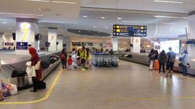 珀斯机场 免版税库存照片