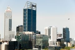珀斯,澳大利亚- 2016年10月30日: 库存图片