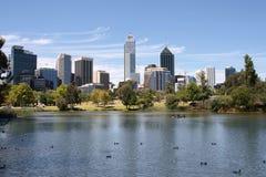 珀斯,澳洲 免版税库存图片