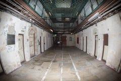 珀斯-澳大利亚- 2015年8月, 20 - Fremantle监狱对公众现在开放 免版税库存照片