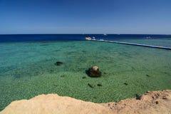 珊瑚礁 Sharm El Sheikh 红海 埃及 库存图片