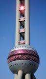 珍珠塔上海 免版税库存图片