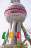 珍珠塔 免版税库存图片