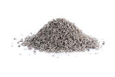 珍珠岩矿石 免版税库存图片