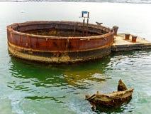 珍珠港USS 库存照片