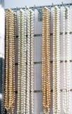 珍珠项链 免版税库存图片