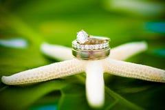 珠宝婚礼 免版税库存照片